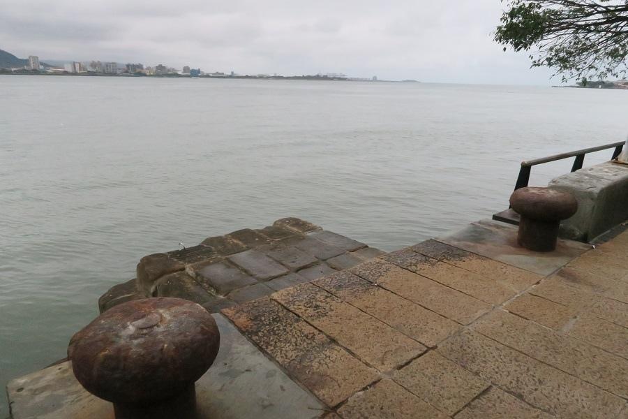 淡水海關碼頭園區