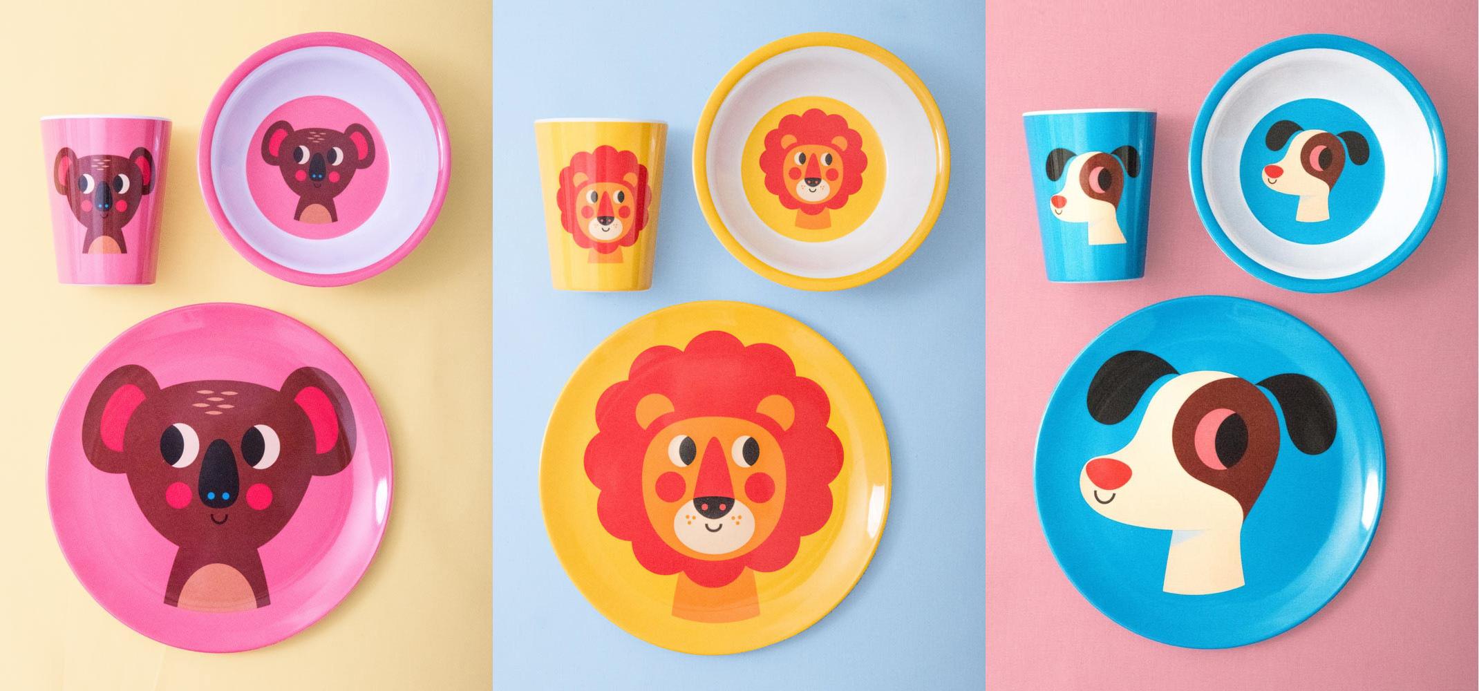 ingela-koala-plate-bowl-cup拷貝