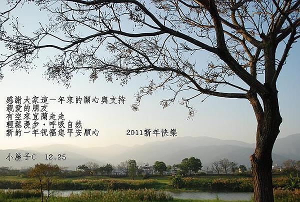 2011新年快樂
