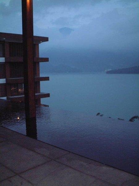 涵碧樓-湖景