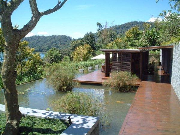 涵碧樓 池畔茶館