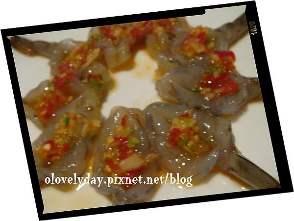 南城泰式生蝦