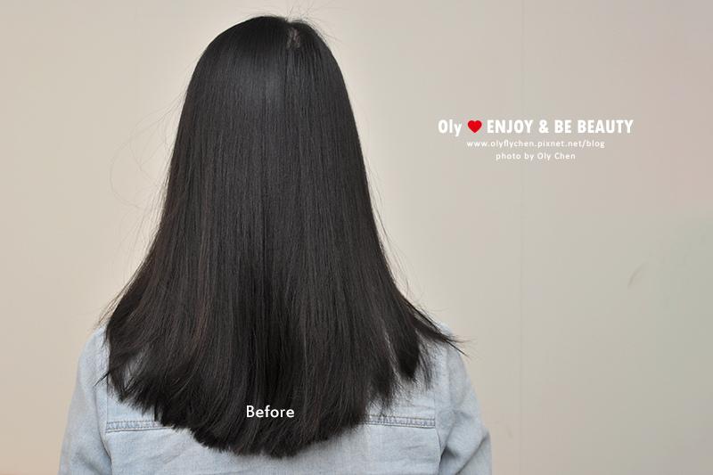 電棒前護髮保養