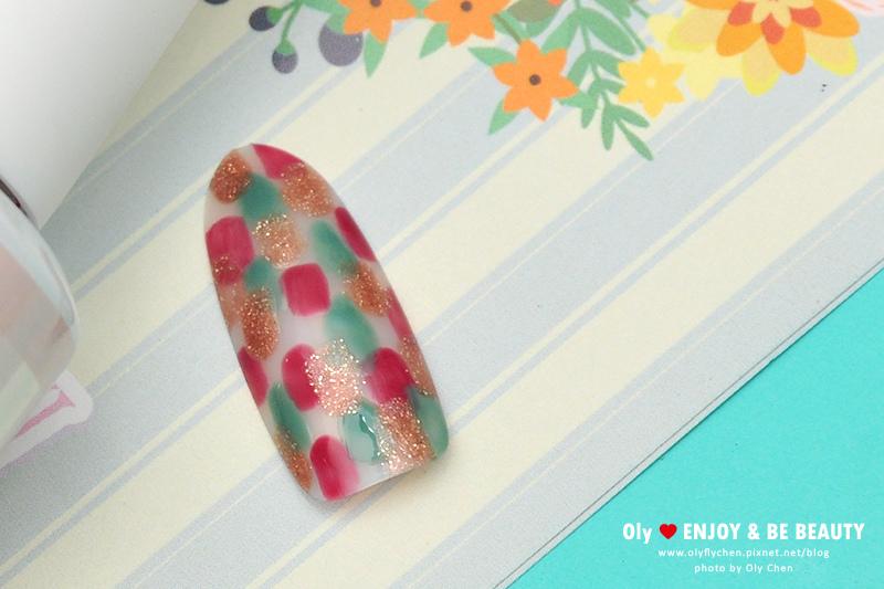 Bunny&Bunny甜心甲油膠,三合一光療膠,立體毛衣編織、幾何金屬光療彩繪