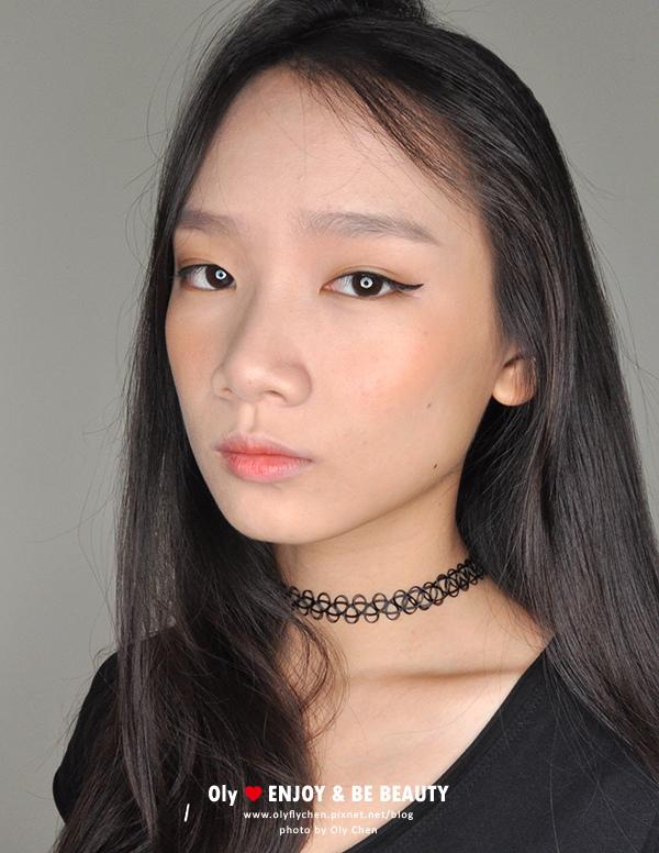 MissHana花娜小姐微醺漸層腮紅餅 03甜橙夏多內