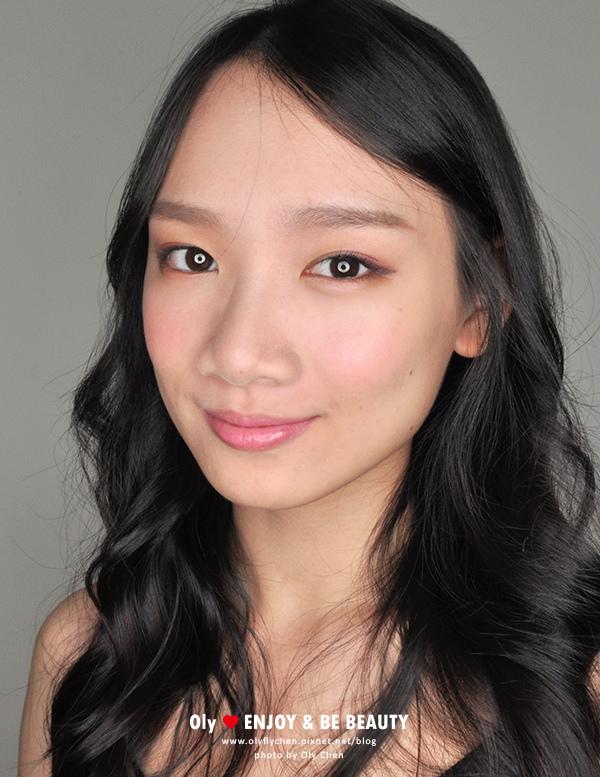 MissHana花娜小姐 微醺漸層腮紅餅 #01 粉紅蜜絲嘉