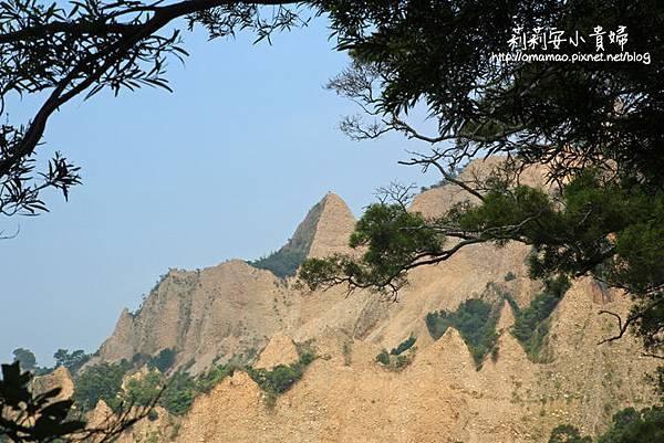 苗栗火炎山