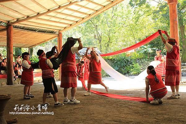 苗栗南庄八卦力賽夏族部落
