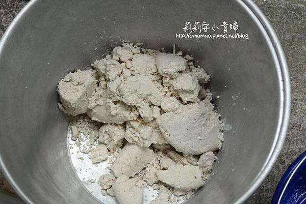花蓮富里羅山泥火山豆腐