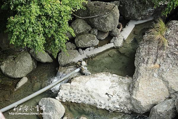 花蓮富里羅山瀑布、泥火山