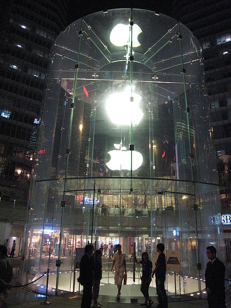 蘋果旗艦店