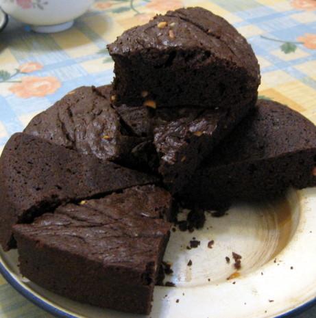 花生可可蛋糕