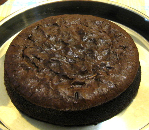 古典風華巧克力蛋糕