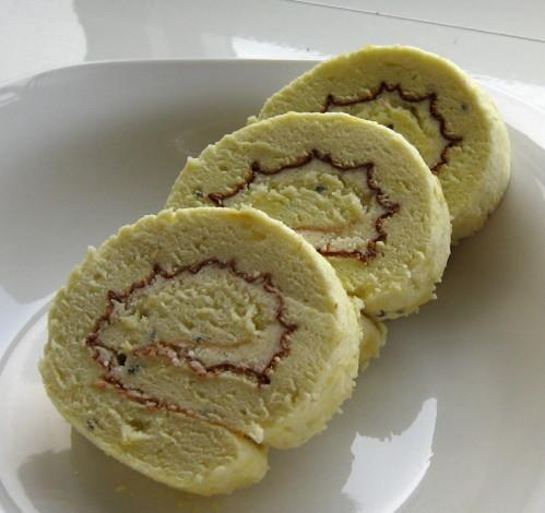 奇異果蛋糕捲