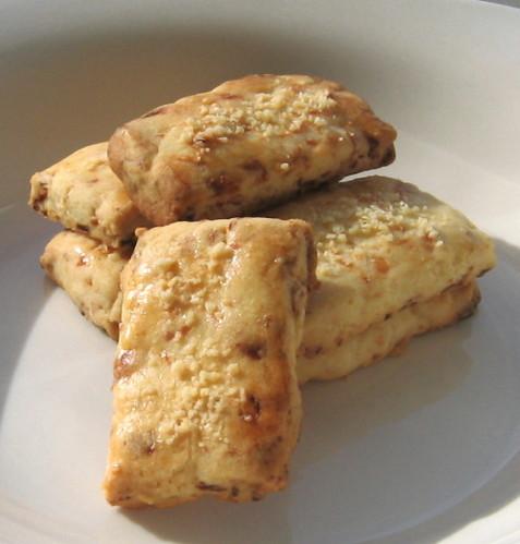 切達乳酪餅乾