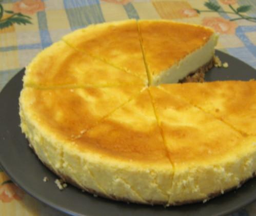 檸檬乳酪蛋糕