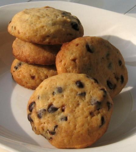 巧克力豆餅乾3