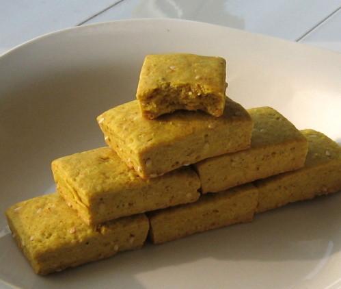 咖哩蘇打餅乾