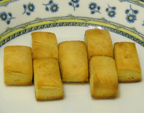 牛奶石頭餅