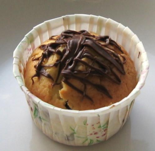 家常巧克力小蛋糕