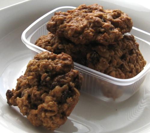 燕麥葡萄乾餅乾
