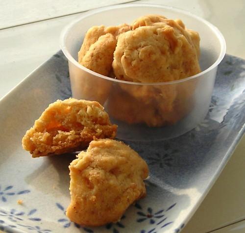 焦糖蘋果酥餅