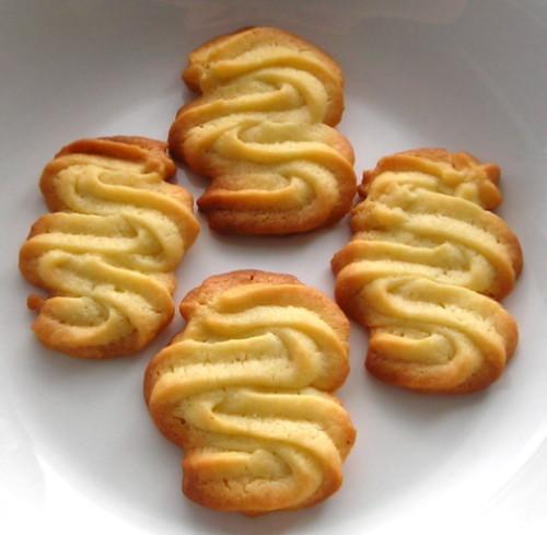 檸檬優格餅乾