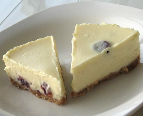 白巧克力優格乳酪蛋糕