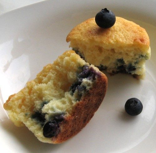 藍莓優格馬芬