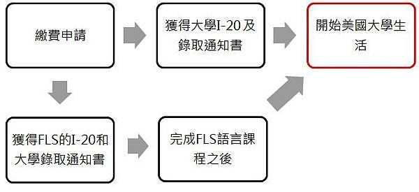 FLS申請流程