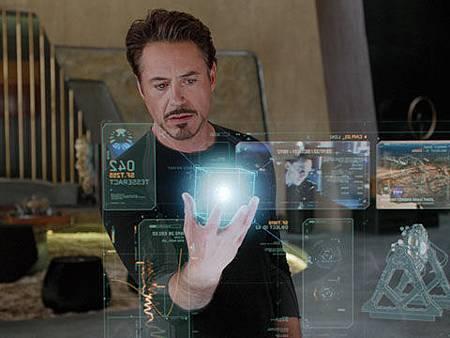 好萊塢科幻電影技術成真