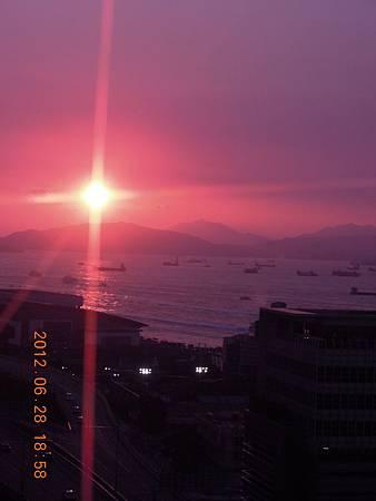 日落西海_005