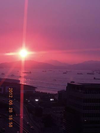 日落西海_006
