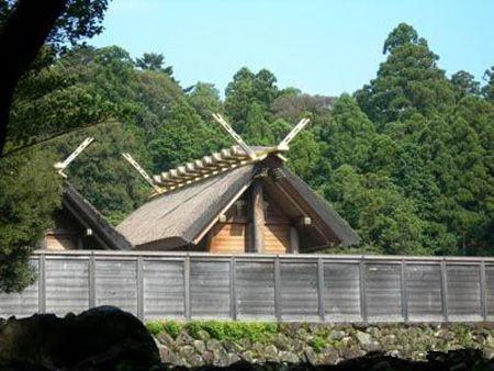 第三名:伊势神宫