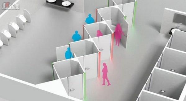 解決女廁排隊問題