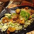 烤雞肉鐵盤