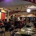 中山站。波西米亞人咖啡