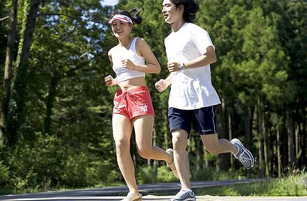 慢跑減肥、跑步減肥
