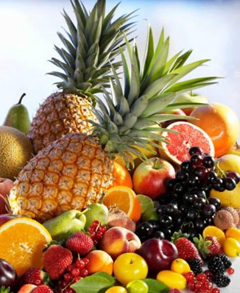 五大減肥瘦身水果排行榜