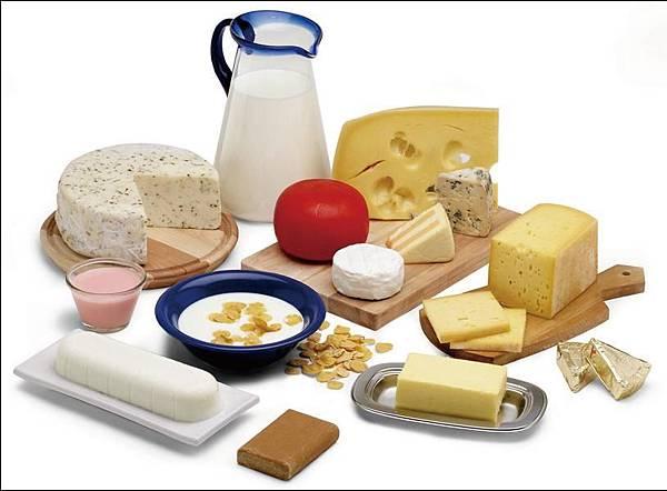 少鈣補鈣食物