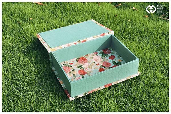 花布盒子2