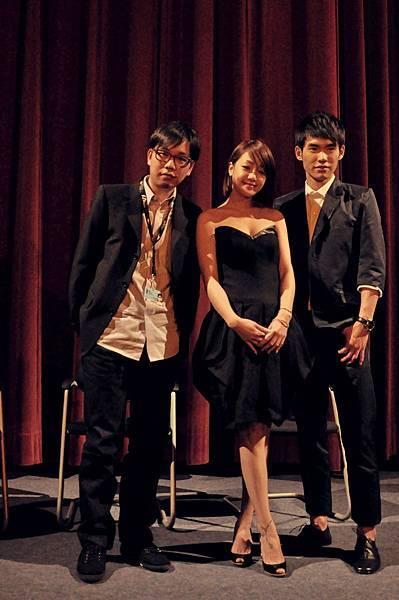 導演與兩位主角