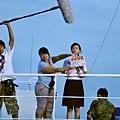 從船艙內到甲板上,清晨繼續拍攝~