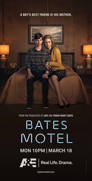 驚魂序曲 Bates Motel