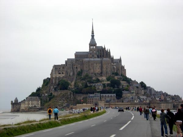 傳說中的 Mont St-Michel