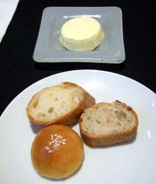 開胃奶油和麵包