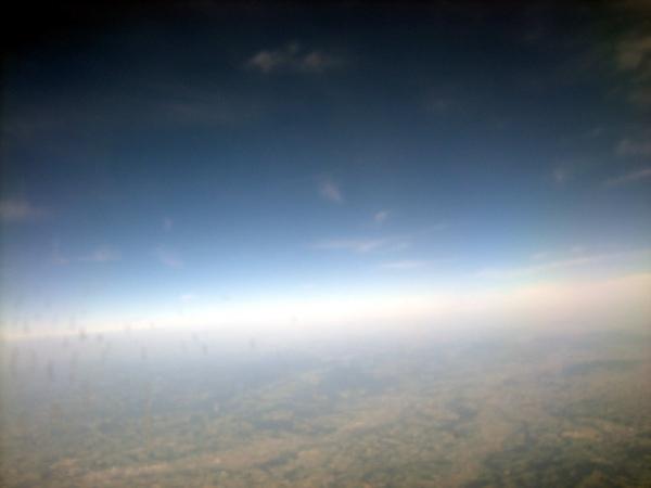 Sky of Vienna