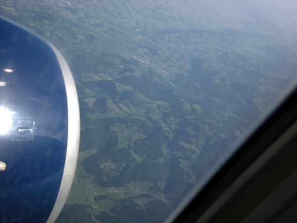 空拍維也納城