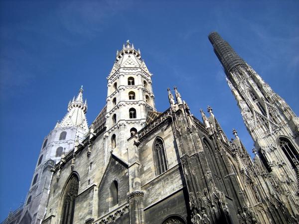 Stephansdom - 聖史蒂芬大教堂