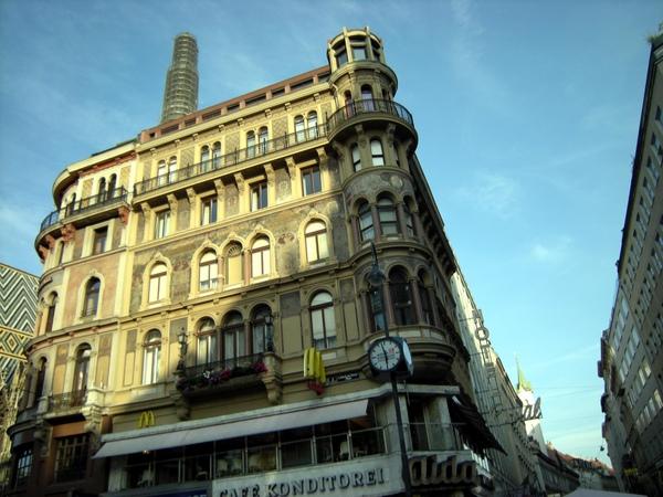 Stephansplatz - building